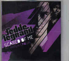 Fedde Legrand-Scared Of Me Promo cd maxi single 3 tracks