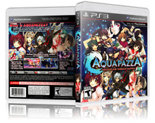 Aquapazza: Aquaplus Dream Match - Replacement PS3 Cover and Case. NO GAME!!