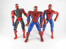 """Marvel Spider-Man 10"""" acción figura 1997 Toy Biz Colgante De Pared 1994 1995"""