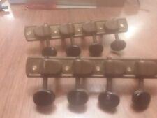 Vintage Closed Back Mandolin Tuners
