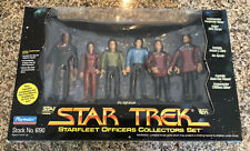 Playmates Toys Starfleet Officers Collecters Set Action Figure