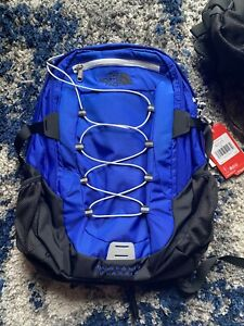 """*BRAND NEW* The North Face Borealis 15"""" Laptop Backpack Blue/Black 28L"""