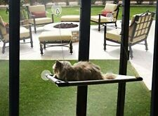 Kalmia cat window perch suction mounted new in box
