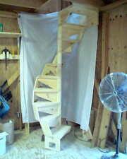 "Spiral Staircase Kit 40"" Dia X 8' Tall"