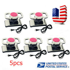 5PCS Variable Speed Full Body Massager Magic Body Vibration Slimming Machine USA