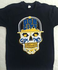 Golden State Warriors Day of The Dead Skull Dub City Large Black Shirt L
