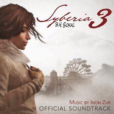 SYBERIA 3 - ZUR,INON  2 VINYL LP NEW+