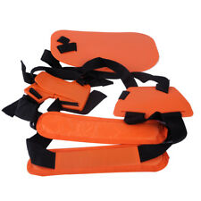Double Shoulder Strap Harness Padded Fits Stihl Brush Cutter Trimmer FS56 FS550