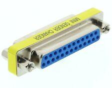 DB25-Male-To 25 Pin+GND Sourcing Map D-sub Connecteur de carte de d/érivation sans soudure Groupe 1