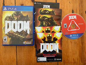 Doom: Collector's Edition (Sony PlayStation 4, 2016)