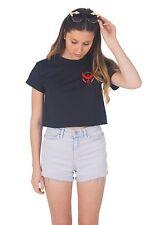 Team Valor Pocket Crop Top Shirt Pokemon Go Tumblr Gamer Gaming Instinct Mystic