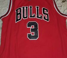 Dwyane Wade  Chicago Bulls Jersey Size XL NWT For Sale