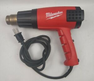Milwaukee 8988-20 Variable Temperature Heat Gun w/ Digital Control GOOD CONDITIO