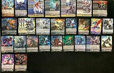 CARDFIGHT VANGUARD - Dimension Police Deck 17 w/ Heaven and Earth Combination +