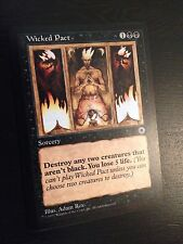 MTG MAGIC PORTAL WICKED PACT (NM)