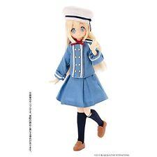 AZONE EX Cute Picco neemo M Student from North Europe Raili 1/12 Fashion Doll