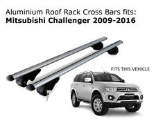Aluminium Roof Rack Cross Bars fits Mitsubishi Challenger 2009-2016