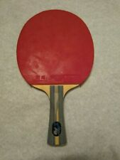 DHS Quick-attack X4002C 4006C Carbon Table Tennis Racket-ShakeHand-PenHold USED