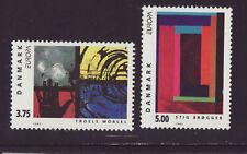 Denmark 1993 Mnh - Europa - Art - set of 2 stamps