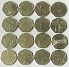 CHEAPEST 50p COINS FIFTY PENCE KEW GARDENS BEATRIX POTTER OLYMPICS BREXIT
