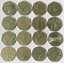 More details for cheapest 50p coins fifty pence kew gardens beatrix potter olympics brexit