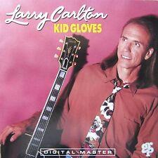 "LARRY CARLTON - ""Kid Gloves"", 1992, RARE, Jazz/Blues/Fusion Guitar, CD"