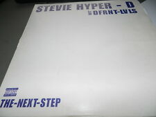 """Stevie Hyper D. With  Dfrnt Lvls  – The Next Step USED 4 x 12"""" 1999 Universal"""