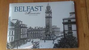 BELFAST Memories 2019 Calendar VINTAGE Photo's of Belfast Northern Ireland