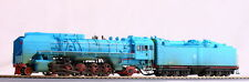 Bachmann China Railway QJ2 Steam Locomotive with Tender (Blue) (Museum Edition)