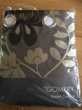 Montgomery Eyelet Curtains 90x90