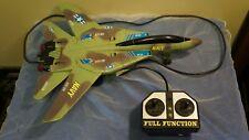 Vintage G.I. Joe battery powered Jet FunRise toys 1998