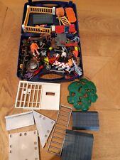 Playmobil bundle Spares and vintage figures PIRATES farm buildings toy childrens