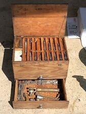Craftsman Tools Model A Torch Gauges  Acetylene Welding Cutting  Wood Set Tips