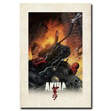 Akira 24x36inch Animation Movie Silk Poster Cool Gifts Wall Decoration