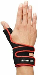SHIMANO glove GL-05RQ Squirrel support right hand M