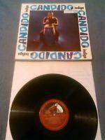 CANDIDO - IN INDIGO LP / RARE UK 1ST PRESS HMV CLP 1265 JOE PUMA DICK HYMAN
