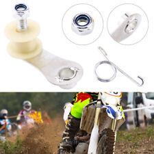 Chain Tensioner Tension Adjuster Guide Roller Slider for Dirt Pit Bike Motorbike