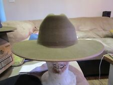 Surplus Australian Military Slouch Hats, Brand New.