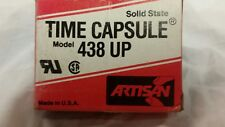 ARTISAN 438UP SOLID STATE TIME CAPSULE TIMER NEW