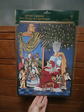 CALENDARIO AVVENTO, NOEL CHRISTMAS NATALE The Moldow Denmark collection vintage