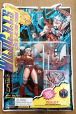 Playmates Toys Jim Lee WILDC.A.T.S McFarlane Toys  Female Zealot act fig  MOC