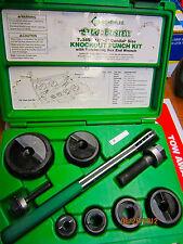 Greenlee 7238sb Slug Buster Knock out Set  ,L@@K NICE , BRAND NEW , ORIGINAL