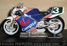 MOD MOTO - HONDA NSR250 -1988 - S.PONS - SCALA 1:24