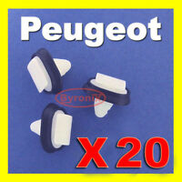 PEUGEOT BOXER SIDE TRIM MOULDING LOWER DOOR PLASTIC CLIPS BUMPSTRIP RUB STRIP