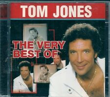 2 CDS COMPIL 30 TITRES--TOM JONES--THE VERY BEST OF