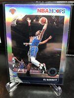 2019-20 NBA RJ Barrett New York Knicks Hoops Premium Stock RC Silver HOLO