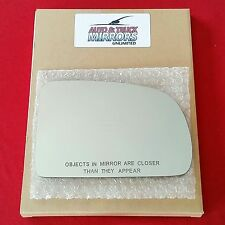 NEW Mirror Glass 98-03 TOYOTA SIENNA Passenger Right Side RH ***FAST SHIPPING***