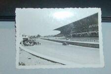 foto originale TRIPOLI AUTODROMO DELLA MELLAHA  anni '30 Prove Gran Premio