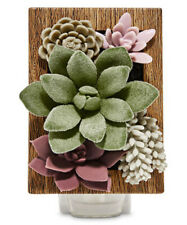 Bath and Body Works SUCCULENT FRAME Home Wallflowers Fragrance Diffuser