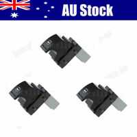 3Pcs 7L6959855B Single Window Switch Control For VW Jetta Golf MK5 MK6 MK7